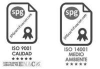 logos iso 9001_14001_bn